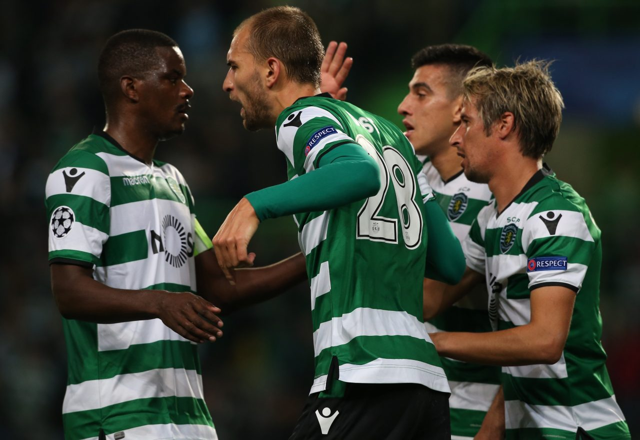Sporting Portugal - Viktoria Plzen europa league