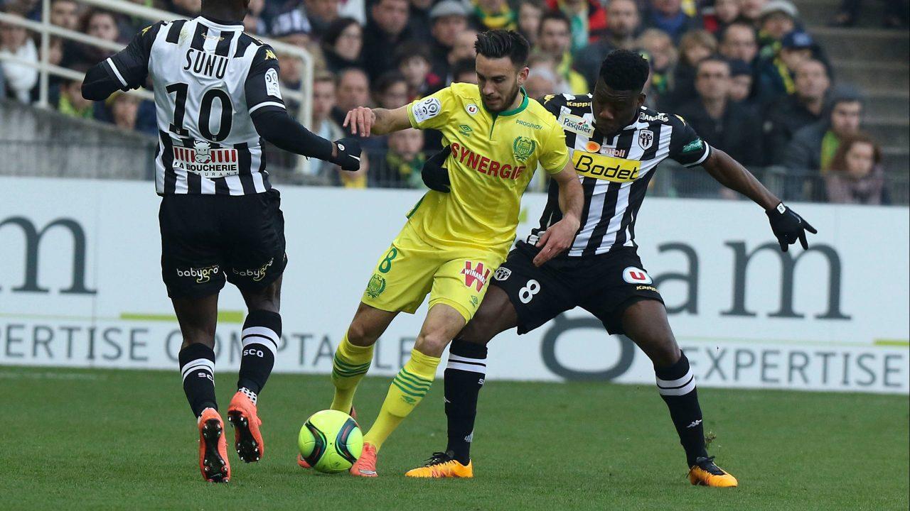 Angers Sco - FC Nantes Soccer Prediction