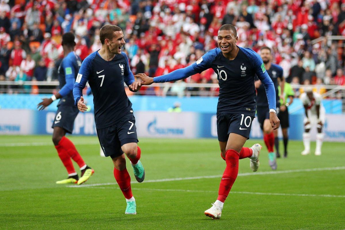 World Cup Picks Denmark - France