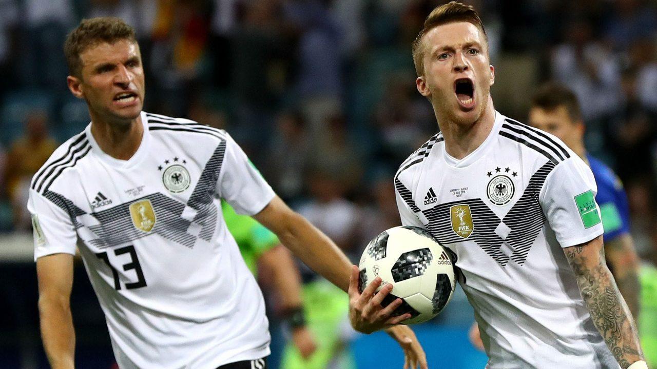 World Cup Picks South Korea - Germany