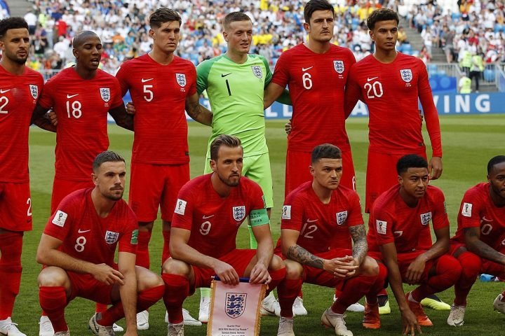 Belgium - England World Cup Prediction