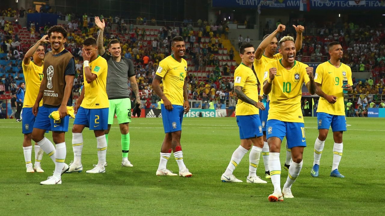 World Cup Picks Brazil - Mexico
