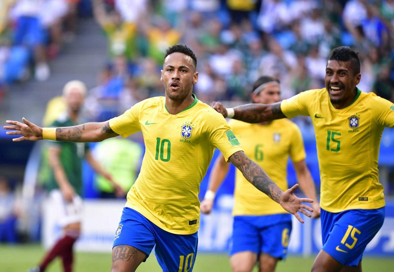 World Cup Picks Brazil - Belgium