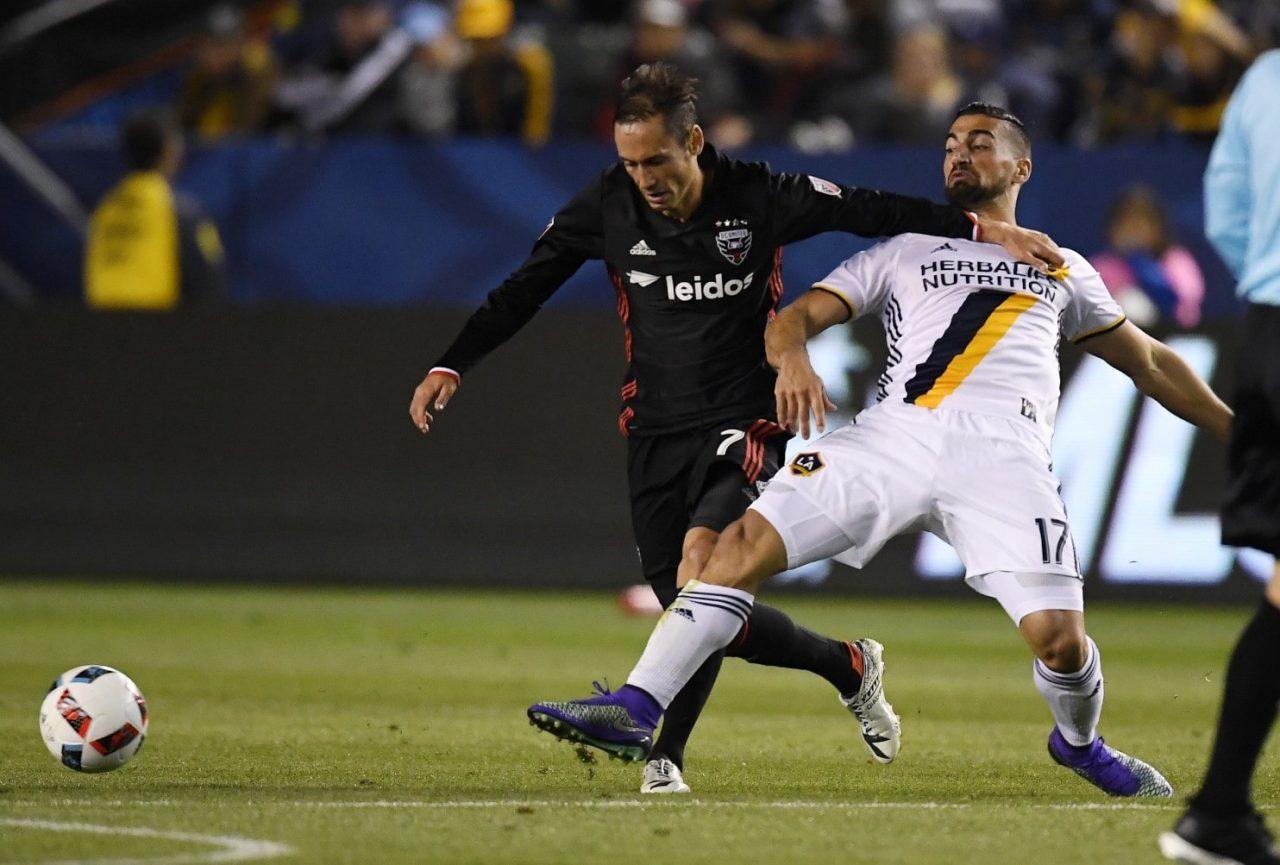 L.A. Galaxy - DC United Soccer Prediction