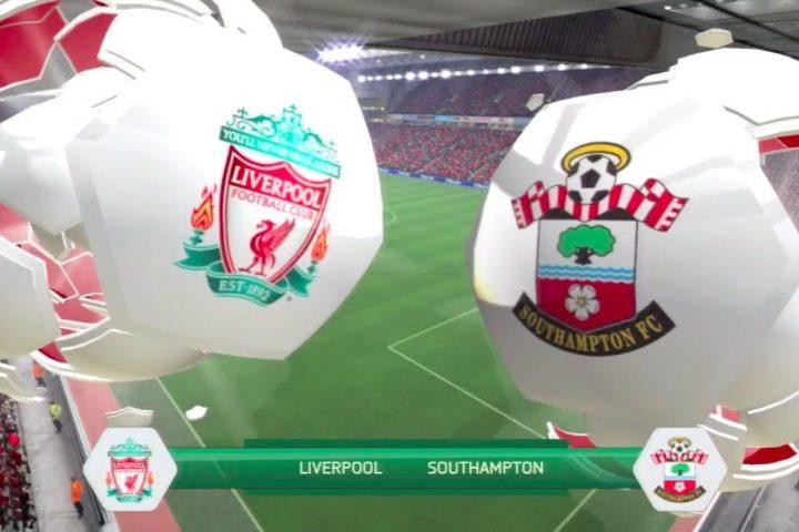 Premier League Liverpool FC vs Southampton FC