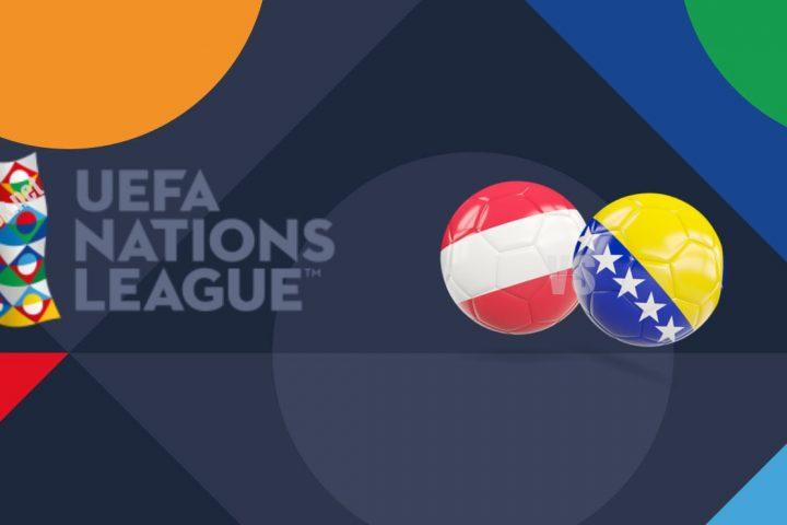 UEFA Nations League Austria vs Bosnia