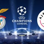 Benfica vs Ajax Champions League
