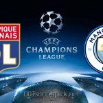 Lyon vs Manchester City Champions League
