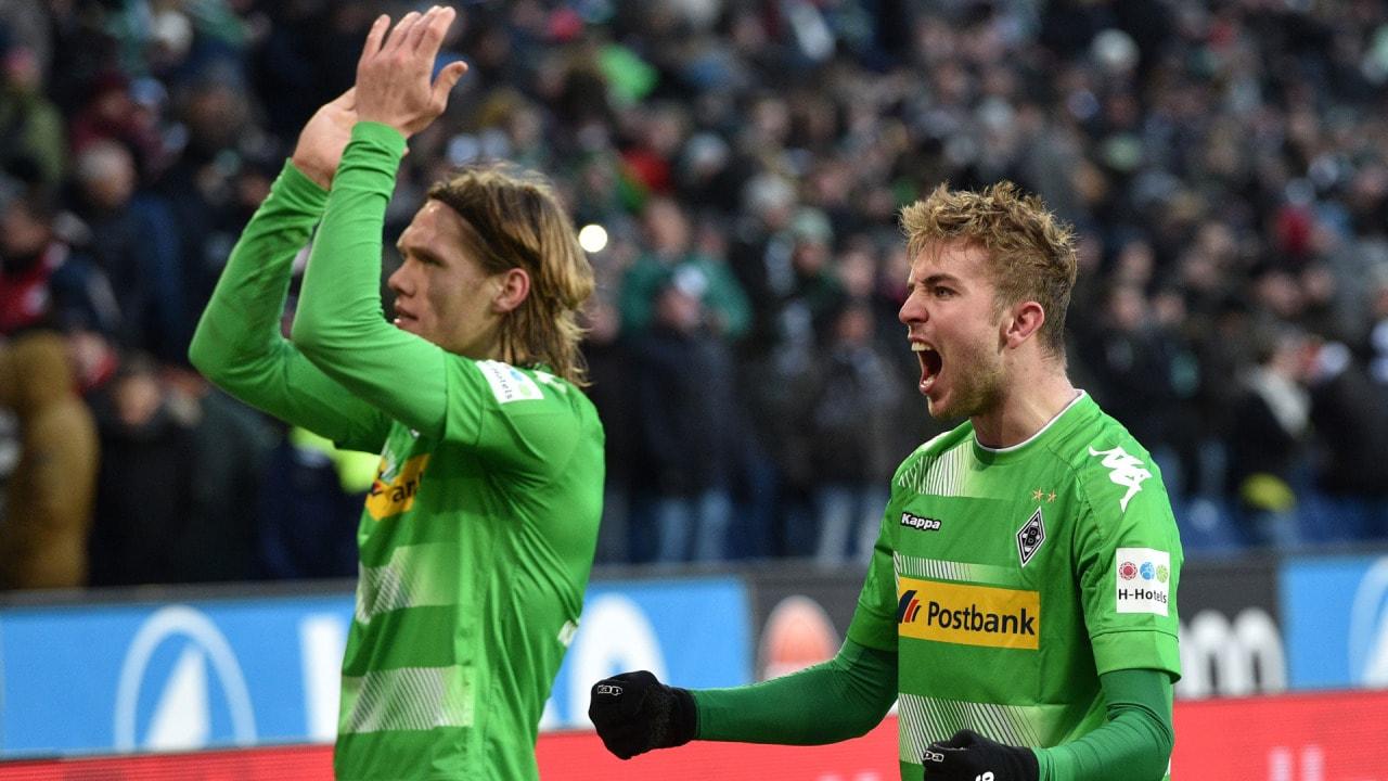 M Gladbach vs Hanover Football Tips 25/11/2018 |
