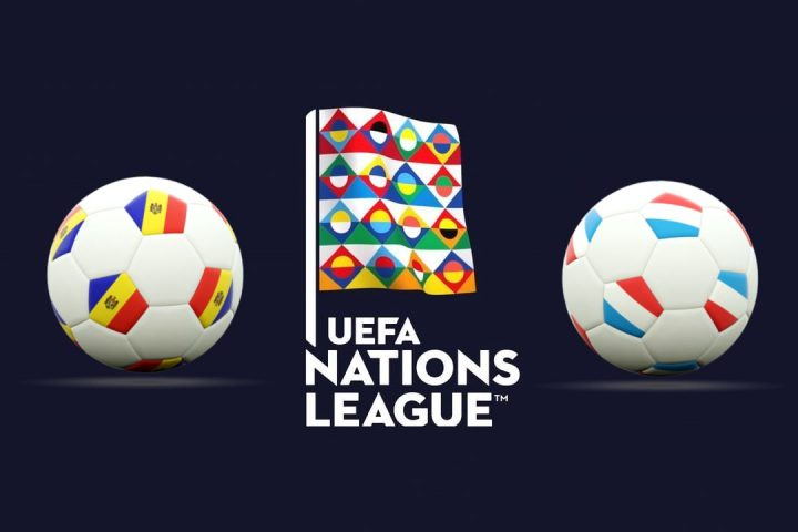Moldova vs Luxembourg UEFA Nations League