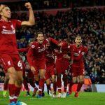 Premier League Burnley vs Liverpool