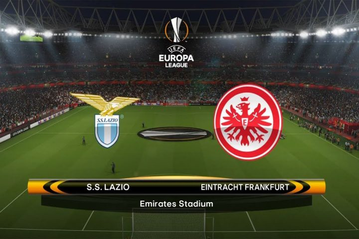 Lazio vs Frankfurt Europa League