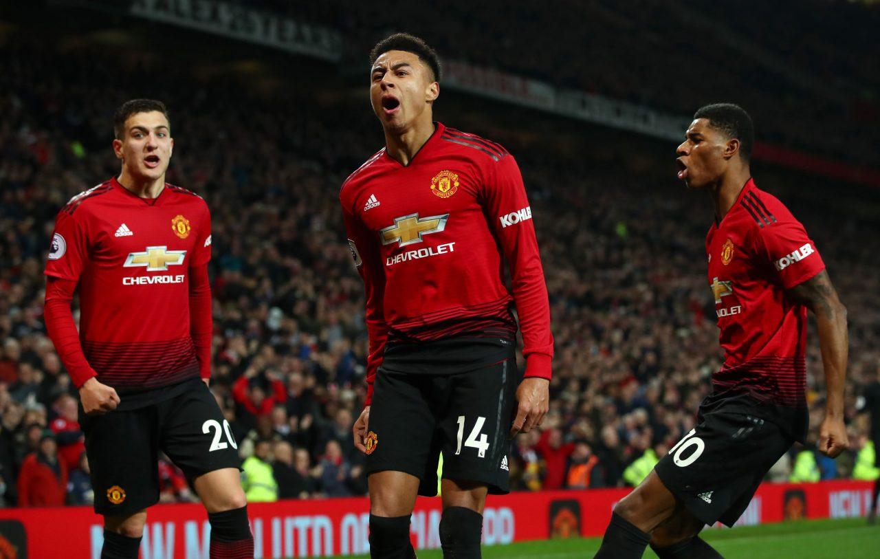 Manchester United vs Fulham Premier League