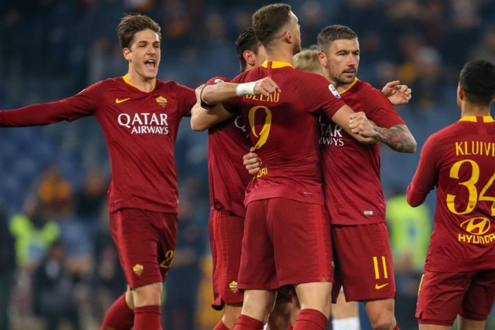 Lazio vs Roma Football Tips