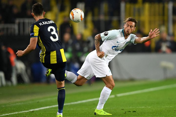 Zenit St. Petersburg vs Fenerbahce Betting Prediction