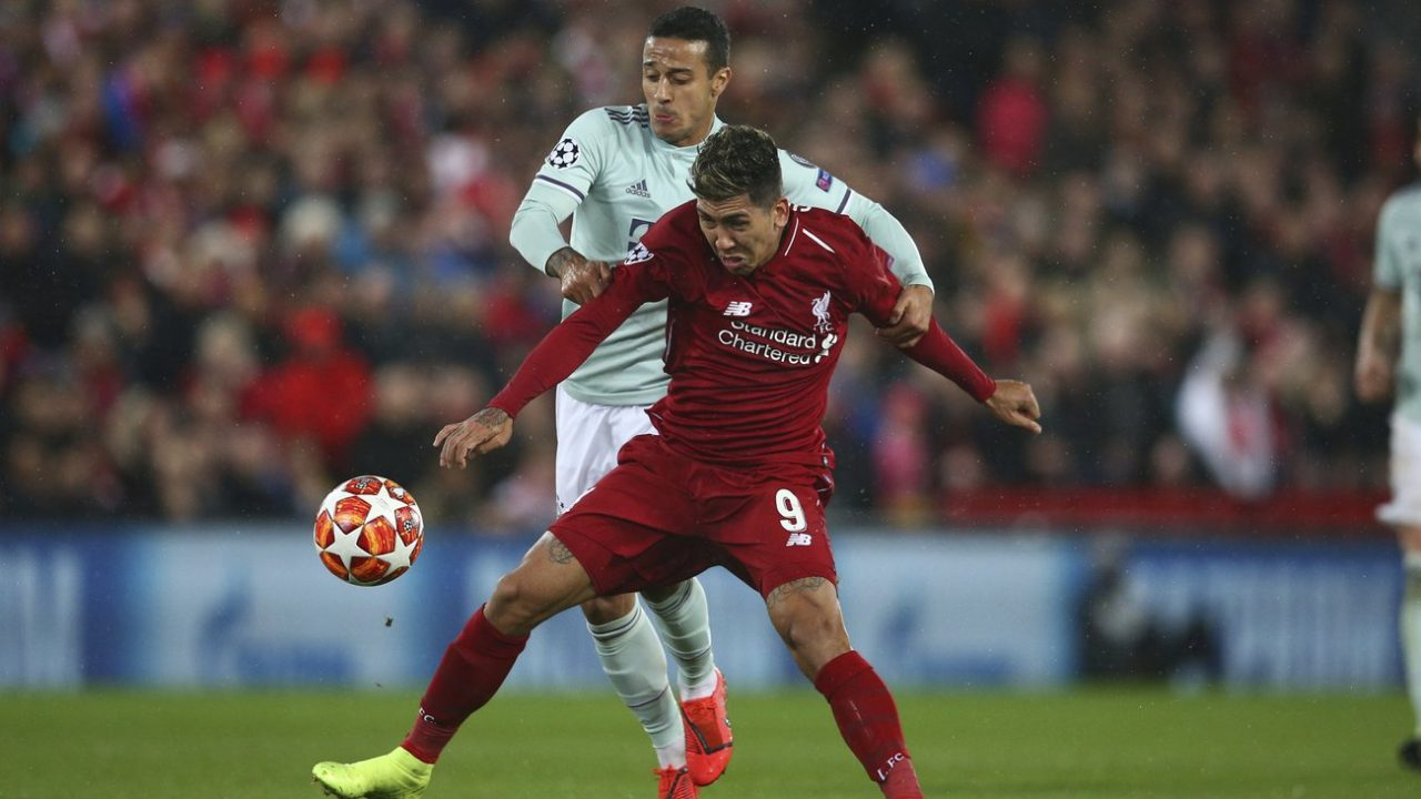 Bayern Munich vs Liverpool Football Prediction