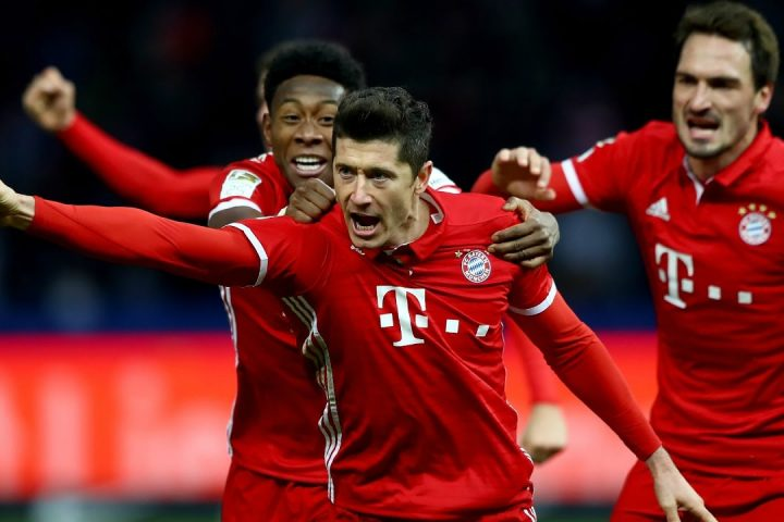 Bayern Munich vs Eintracht Frankfurt Betting Predictions