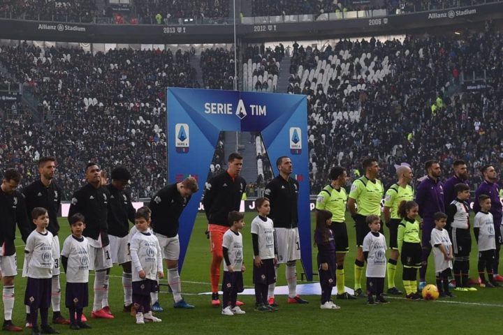 Italian Prime Minister announces return to football under certain conditions